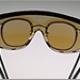 登山どきに便利なサングラスのご提案。AX:240P