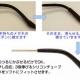 バドルテニス時のサングラス&眼鏡のズリ防止グッズ。