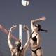 砂浜のスポーツ「ビーチバレーボール」を快適に。