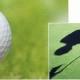 子どものゴルフと目を考える。
