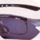 ウォーキングどきのサングラスとして度付きも可能。UOC:ES101