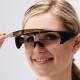 登山時の便利な眼鏡の上から掛けられる登山サングラス。SK:Decot