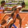 陸上競技とメガネ選びは種目によって選び方が変わります。