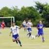 サッカーどきの1シーンを記念に。