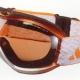 女性用度付き対応スキーゴーグルの提案。 AD:a133