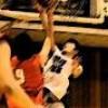 バスケットボールどきの1シーンを記念に。