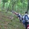 子どものハイキング時の記念に。