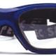 フットサル用メガネのご提案。度付きゴーグルタイプ①