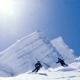 スキーと視機能の関係 見る&保護(雪眼)