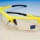 カーブの強い度付きスポーツメガネ&サングラス WS:QUAD