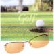 ゴルフどきに適したサングラス&度付きサングラスのご提案