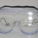 サッカー時の眼鏡の上から掛ける保護グラス