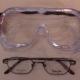 EG-3 スポーツ競技等で眼鏡の上からかける保護グラスとして