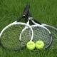 テニス度付きサングラス