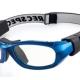 目の保護を目的にした野球用メガネ