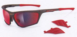 度入りバイクサングラスに適したバイクサングラスは風の巻き込みを防ぐサングラスが大切です。