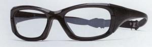 メガネを掛けている方のハンドボールに適したハンドボール用度つきゴーグルの提案。