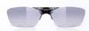 度つきスポーツグラスに適した跳ね上げメガネフレームは、登山時にとても便利なスポーツメガネ。