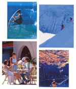 偏光グラスの用途は様々で使用目的として、釣りと偏光レンズが特に代表的なグラスです。