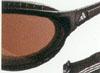 スキー用度付きサングラス