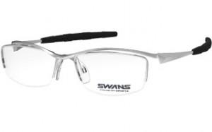 スポーツグラス度入りに適した跳ね上げメガネフレームは、釣り時にとても便利なスポーツメガネ。