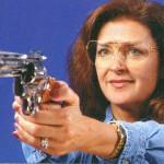 射撃には射撃に適したサングラスレンズカラーを選ぶ事が大切。