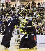 度付きスポーツメガネ剣道