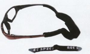 眼鏡をかけてスポーツを行う時の目の怪我を予防する度入りゴーグルのご提案眼鏡ショップ。