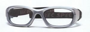 面が必要なスポーツに適した度付きメガネ
