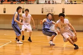 バスケットボールと瞬間視