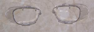 眼鏡を掛けている方のオートバイどきの花粉症対策としてオートバイ用度付き花粉症サングラス