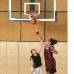 子供スポーツメガネバスケットボール