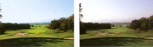 度つきゴルフサングラス&度付きゴルフ用サングラス