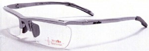 スポーティーなデザイン野球どきの眼鏡フレームRH17902