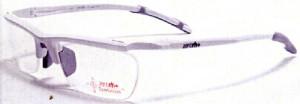 スポーティーなデザインベイスボール時の眼鏡鏡フレームRH17903