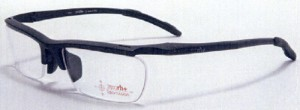 高校野球どきのメガネと普段の眼鏡を兼用フレームRH17906