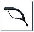 テニスどきの子ども用スポーツメガネをふだんメガネと兼用できるグッズのご紹介。