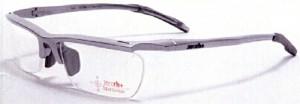 ふだんメガネを掛けている方のスポーツ競技に適したメガネフレームのご提案