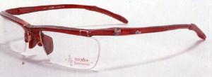 ふだん眼鏡を掛けている方のスポーツ競技に適したスポーツメガネ度入りのご提案