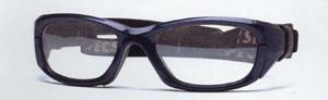 ラケットボール度つきゴーグル&ラケットボール防護眼鏡&ラケットボール防護めがね