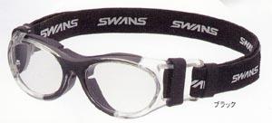 ドッジボール時の保護眼鏡