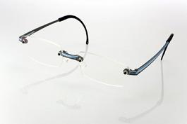 テニス時のメガネだけでなく普段にもBS-19-Blue Line