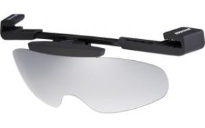 ウォーキング、ハイキングどきに適したキャップサングラスのご紹介。