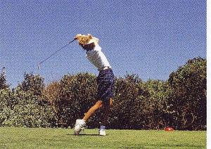 シニアの方が快適なゴルフをするためのゴルフ用メガネ