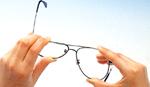 ドッジボール時の丈夫なメガネ