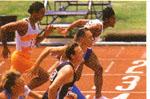 陸上競技どきのメガネには競技によって選び方が違います。走り幅跳び、マラソンなど