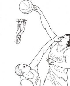 バスケットボールにおける目のケガ