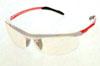 顔にフィットするテニスサングラス、軽いテニス用サングラス、ずれにくいテニスサングラスのご提案。