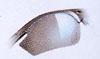ロードバイク用度付きスポーツサングラスで遠近両用レンズを製作することができます。