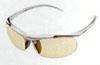 小顔な女性用テニスサングラスに適した設計で制作されたレディース、ジュニア向きサングラス。